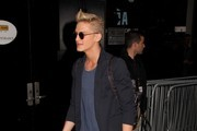 Cody Simpson Spotted at 'GMA'