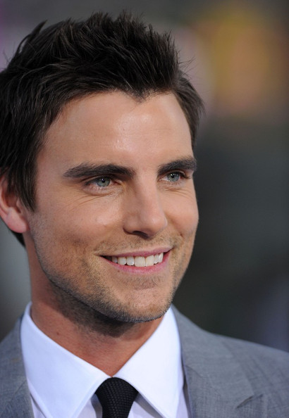 colin egglesfield height