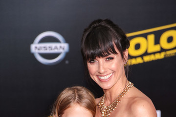 Constance Zimmer Premiere Of Disney Pictures and Lucasfilm's 'Solo: A Star Wars Story'