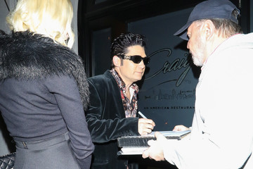 Corey Feldman Corey Feldman Outside Craig's Restaurant In West Hollywood