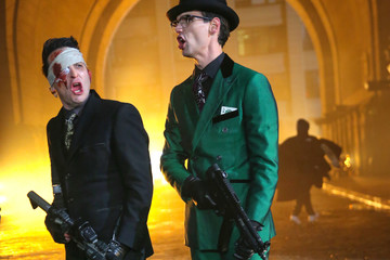 Cory Michael Smith Robin Lord Taylor 'Gotham' Cast Filming Underway