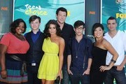 Amber Riley Lea Michele Photos Photo