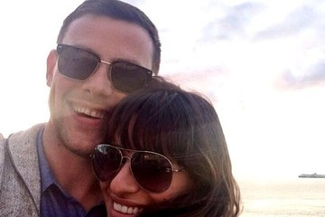 Cory Monteith Stars Shine on Social Networks