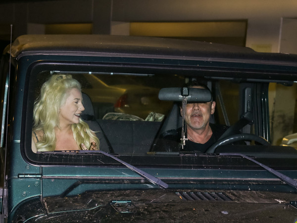 Courtney Stodden and Doug Hutchison Leave ArcLight Theatre