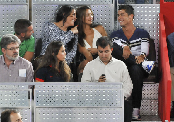 ronaldo girlfriend breast. cristiano ronaldo girlfriend