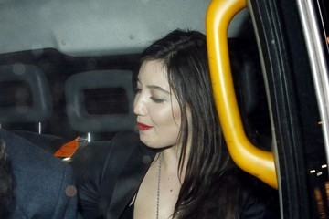 Daisy Lowe Celebs Spotted at the Chiltern Firehouse