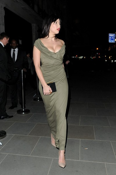 Daisy Lowe Out on the Town