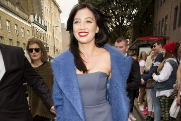 Daisy Lowe Arrivals at Topshop Unique — Part 2