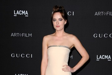 Dakota Johnson Arrivals at the LACMA Art + Film Gala