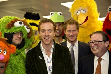 Damian Lewis ICAP Charity Day