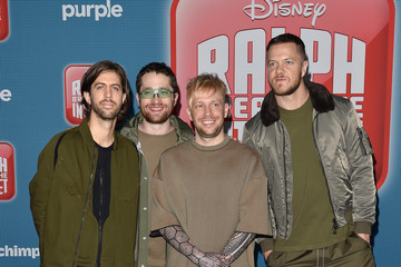 Dan Reynolds 'Ralph Breaks The Internet' Premiere