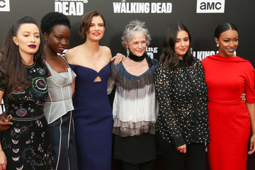 Danai Gurira 'Talking Dead Live' for the Premiere of 'The Walking Dead'