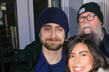 Daniel Radcliffe Daniel Radcliffe Is Seen During Sundance Film Festival In Park City