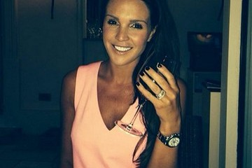 Danielle Lloyd Celebrity Social Media Pics