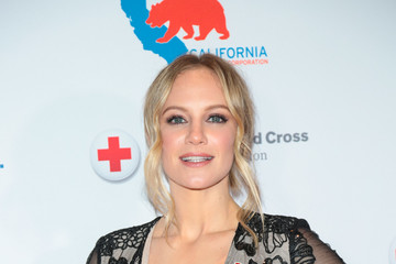 Danielle Savre American Red Cross Annual Humanitarian Celebration To Honor Los Angeles Chargers