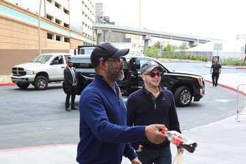 Darius Rucker 52nd Academy of Country Music Awards Cumulus/Westwood One Radio Remotes