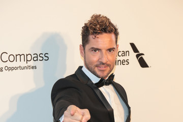 David Bisbal 26th Annual Elton John AIDS Foundation's Academy Awards Viewing Party