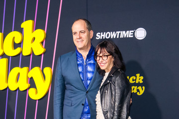 David Nevins Andrea Blaugrund Nevins Premiere Of Showtime's 'Black Monday'