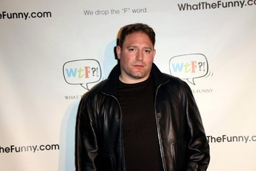 David Weintraub Arrivals at the WhatTheFunny.com Christmas Party — Part 3