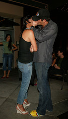 Todd Meister Celebrity PDA - Stars Caught Kissing in Public