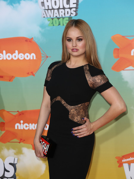 Celebrities Attend Nickelodeon's 2016 Kids' Choice Awards at The Forum