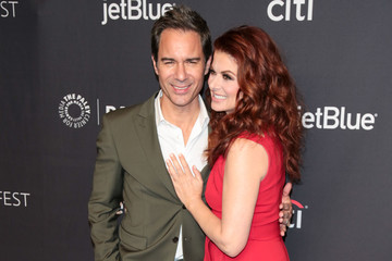 Debra Messing Eric McCormack The Paley Center For Media's 35th Annual PaleyFest Los Angeles - 'Will & Grace'