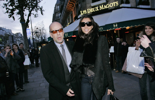 Bruce Willis Demi Moore,