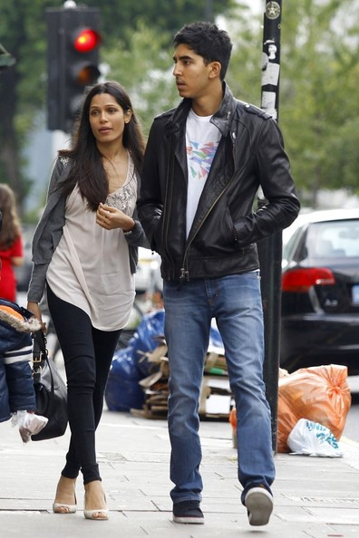 Dev Patel in Dev Patel and Freida Pinto Together - Zimbio