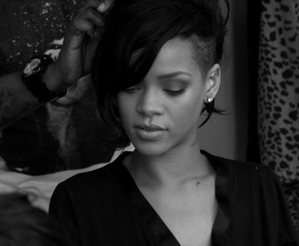 Diamond Photo Shoot Rihanna Shoots 'diamonds'