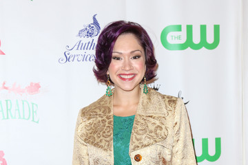 Diana DeGarmo Celebrities Attend the 84th Annual Hollywood Christmas Parade
