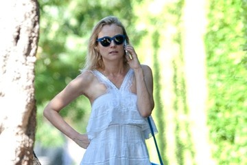 Diane Kruger Diane Kruger Walks and Talks