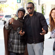 P. Diddy Rants at Grey Goose Drinker