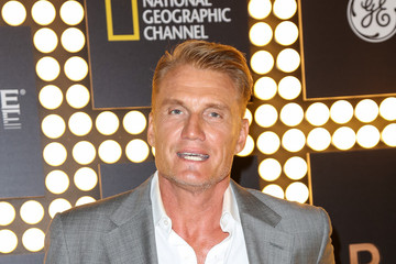 Dolph Lundgren Celebrities Attend Breakthrough World Premiere Event