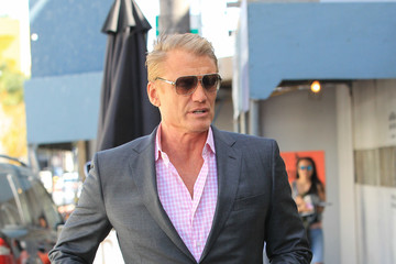 Dolph Lundgren Dolph Lundgren Is Seen in Beverly Hills