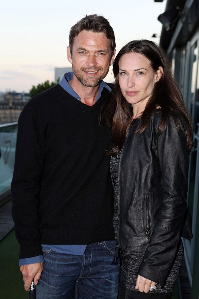 Claire Forlani Photos Photos Dougray Scott And Claire
