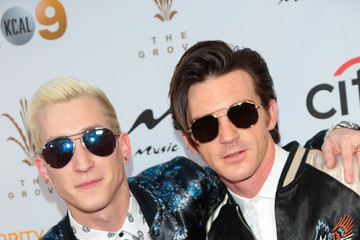 Drake Bell 2018 Grammys Viewing Party