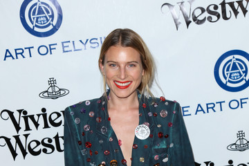 Dree Hemingway Celebrities Attend Art of Elysium's 9th Annual Heaven Gala