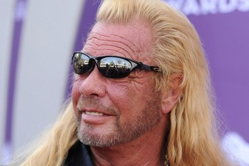 "Duane ""Dog"" Chapman Arrivals at the Country Music Awards"