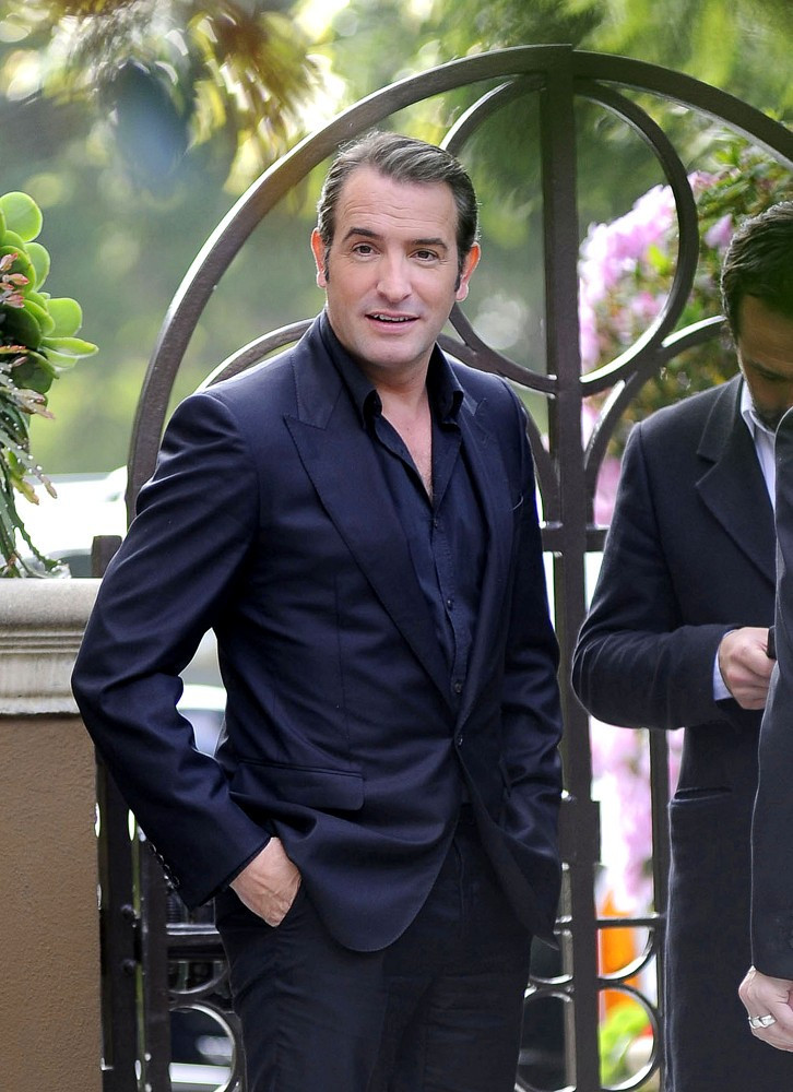 Jean dujardin photos photos jean dujardin in beverly for Dujardin michael