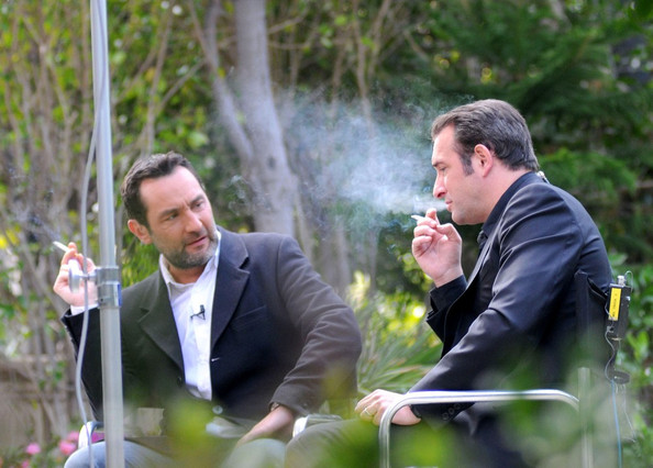 Jean dujardin in beverly hills zimbio for Jean dujardin interview