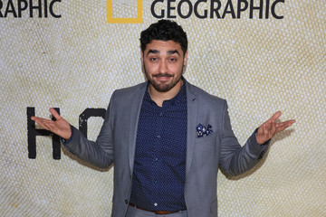 E.J. Bonilla Premiere of National Geographic's 'The Long Road Home'