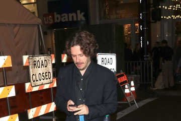 Edgar Wright Edgar Wright arriving to the Coco Premiere at El Capitan Theatre