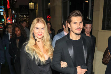 Elena Samodanova Gleb Savchenko and Elena Samodanova Hit the Roosevelt Hotel in Hollywood