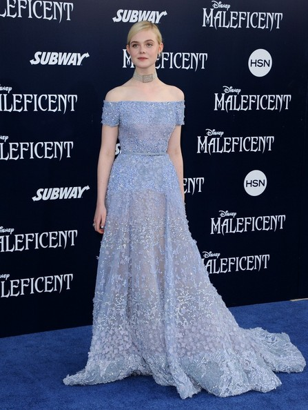 'Maleficent' Premieres in Hollywood