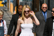 Elle Fanning Is Out and About
