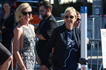 Ellen DeGeneres Teen Choice Awards 2015 Arrivals