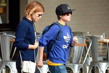 Ellen Page Kate Mara and Ellen Page Hang Out in NYC