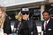 Ellie Goulding Is Seen at LAX