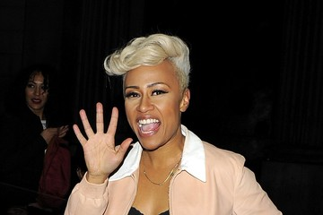 Emile Sande Celebs Out for the Brit Awards 2