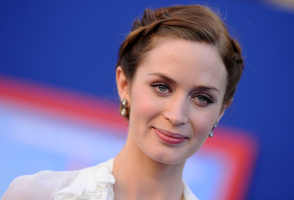 "Emily Blunt World Premiere of ""Gnomeo & Juliet"".El Capitan Theatre, Hollywood, CA.January 23, 2011."